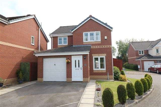 3 Bedrooms Detached House for sale in Pennington Drive, Carlisle, Cumbria, CA3 0PF