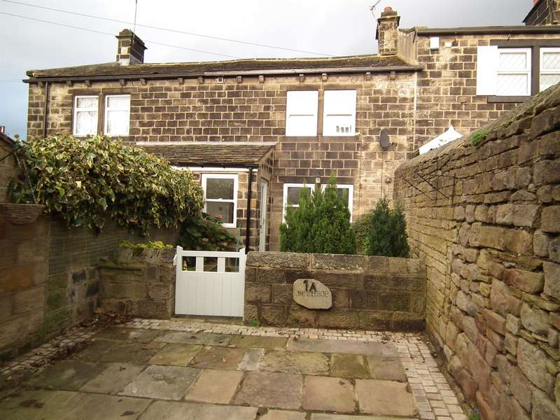2 Bedrooms Terraced House for rent in Lombard Street, Rawdon, Leeds, LS19 6BW
