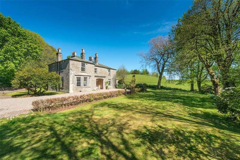 4 Bedrooms Detached House for sale in Glebe House, Lanark Road, Carstairs, Lanark, South Lanarkshire, ML11