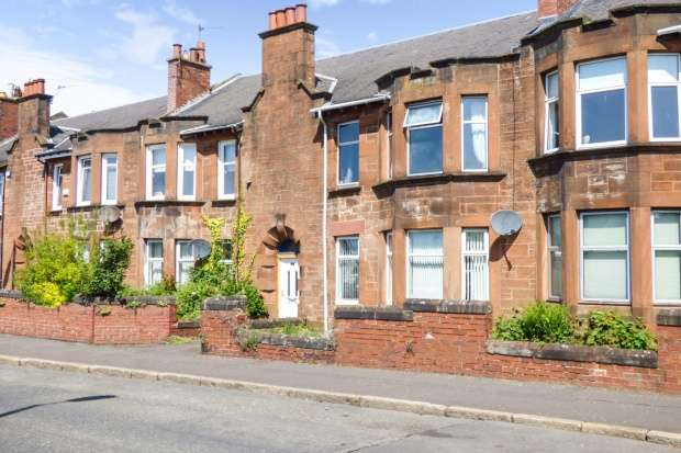 2 Bedrooms Ground Flat for sale in Dundonald Road, Troon, Ayrshire, KA10 6NP
