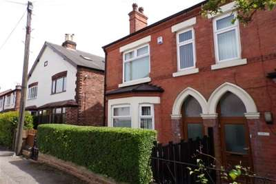 3 Bedrooms House for rent in Haywood Road, Mapperley, NG3