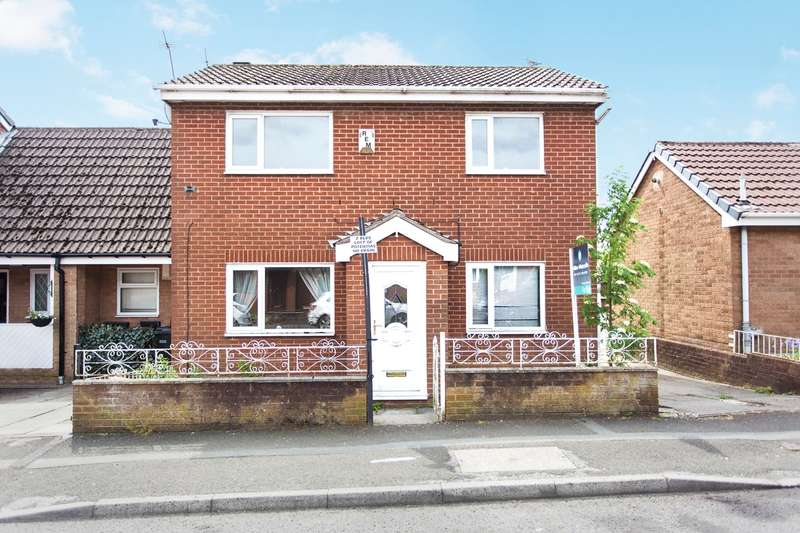 2 Bedrooms Link Detached House for sale in Abraham Street, Horwich, Bolton, BL6