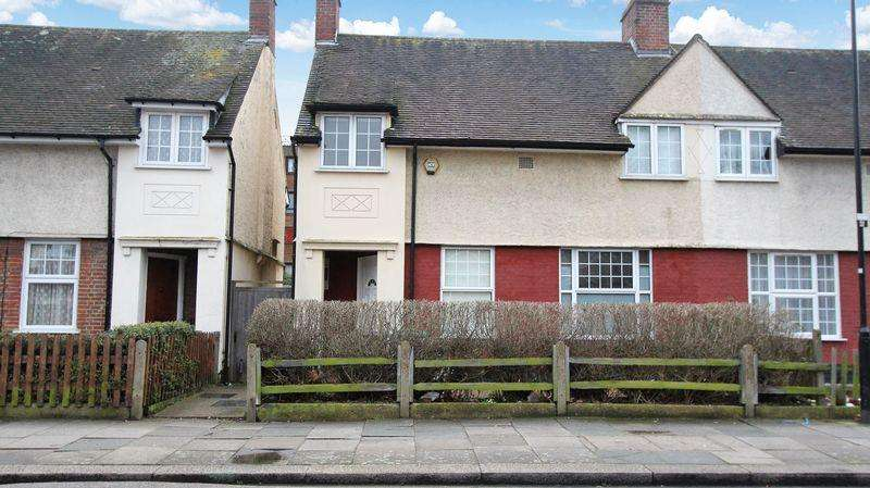 3 Bedrooms End Of Terrace House for sale in Russell Avenue, Wood Green N22