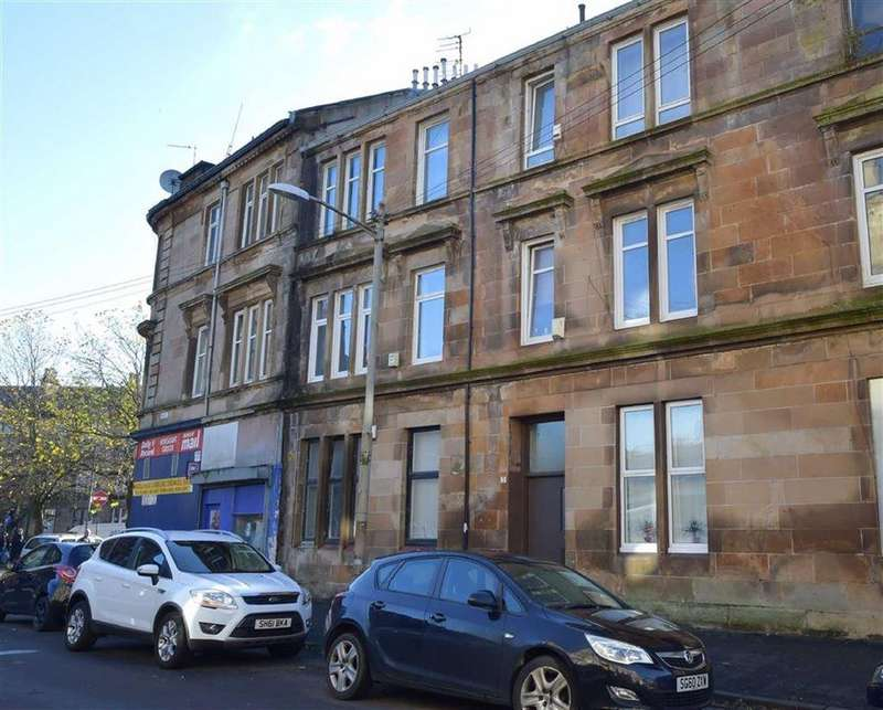 1 Bedroom Flat for sale in Ibrox Street, Glasgow
