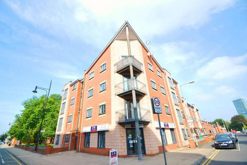 2 Bedrooms Apartment Flat for rent in Meridian Square, Stretford Road, Manchester, M15 5JH