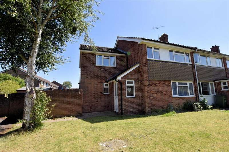 4 Bedrooms End Of Terrace House for sale in Somerset Walk, Tilehurst, Reading