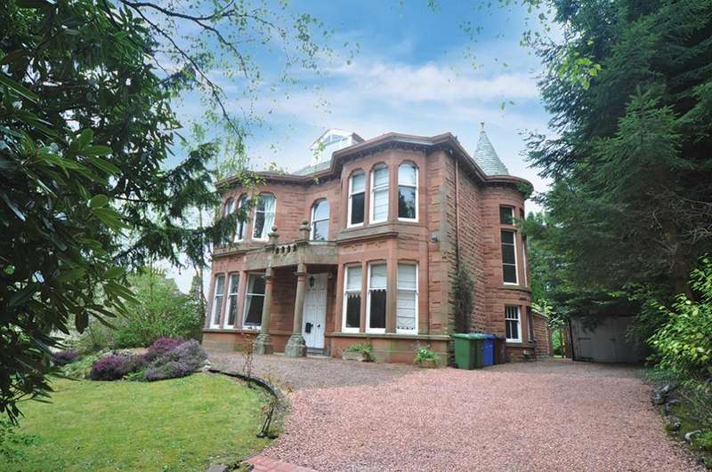 6 Bedrooms Detached Villa House for sale in Monivaird 97 Springkell Avenue, Pollokshields, G41 4EN