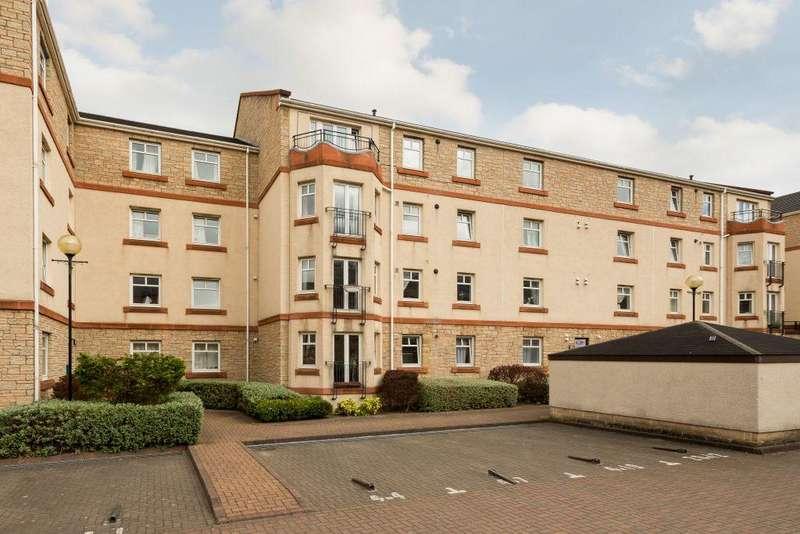 2 Bedrooms Flat for sale in 19/8 Sinclair Place, Edinburgh, EH11 1AH
