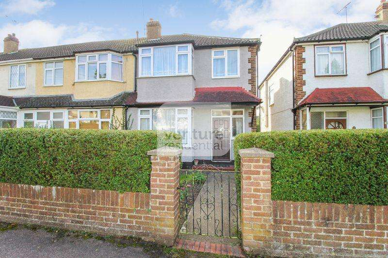 3 Bedrooms End Of Terrace House for sale in Moira Close, Luton