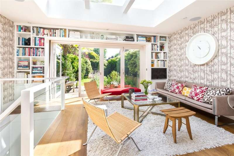 5 Bedrooms End Of Terrace House for sale in Wingate Road, Brackenbury, Hammersmith, W6