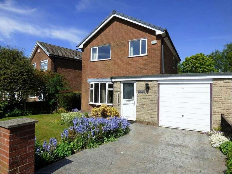 3 Bedrooms Link Detached House for sale in Belvedere Road, BLACKBURN, Lancashire