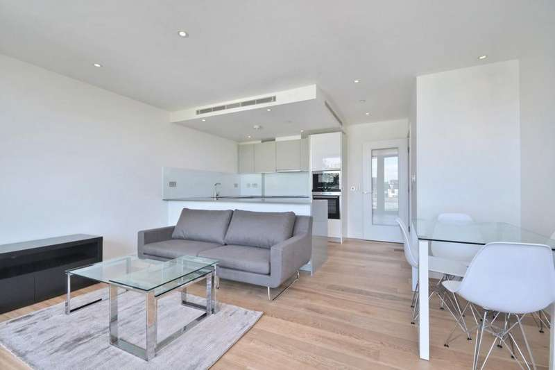 2 Bedrooms Flat for rent in Camley Street, King's Cross, London, N1C