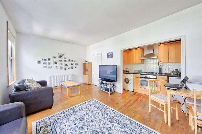 2 Bedrooms Maisonette Flat for sale in Clarendon Road, London