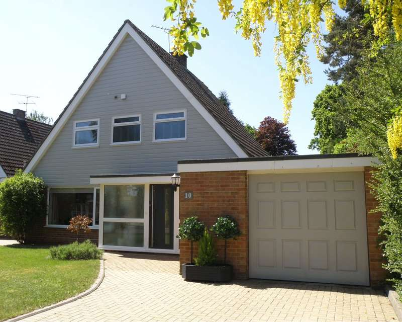 3 Bedrooms Detached House for sale in Wises Firs, Sulhamstead, RG7