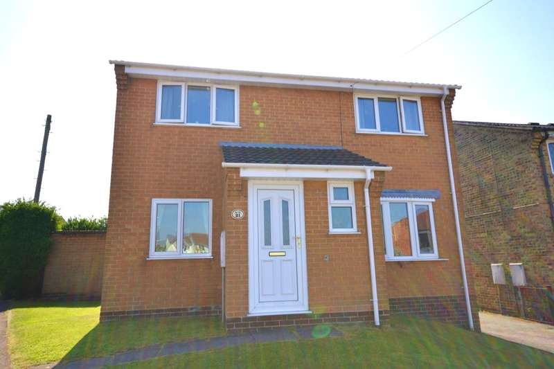 3 Bedrooms Detached House for sale in Hay Wain Lane, Midway, Swadlincote, DE11