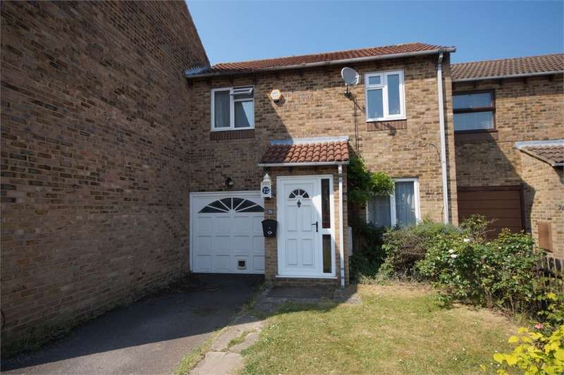 2 Bedrooms Terraced House for sale in The Delph, Lower Earley, READING, Berkshire