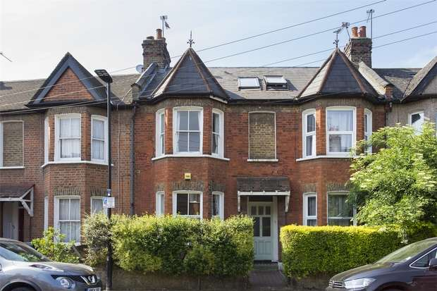 3 Bedrooms Terraced House for sale in Langham Road, Turnpike Lane, N15