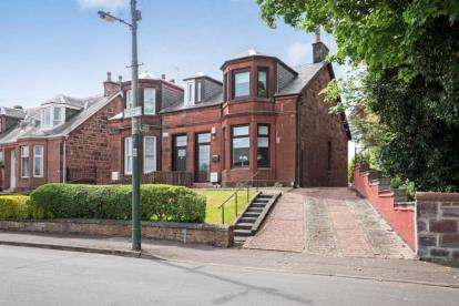 3 Bedrooms Semi Detached House for sale in Blackcroft Road, Mount Vernon, Glasgow