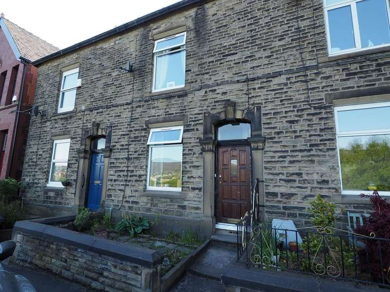 2 Bedrooms Terraced House for sale in Wakefield Road, Heyrod, Stalybridge, SK15 3BL