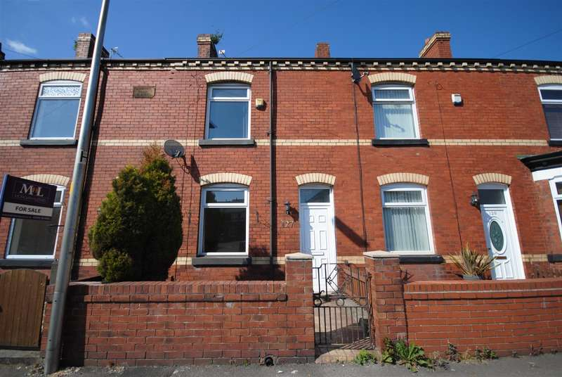 2 Bedrooms Terraced House for sale in Heath Road, Ashton-In-Makerfield, Wigan