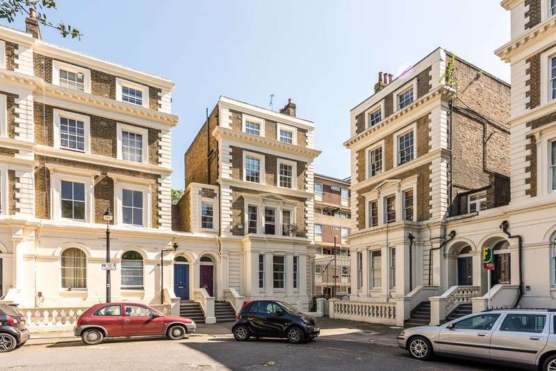 6 Bedrooms House for sale in Albert Square, Stockwell, SW8