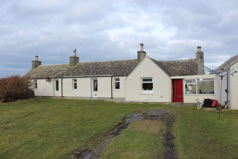 3 Bedrooms Detached Bungalow for sale in Roadside, Lady Village, Sanday, Orkney KW17