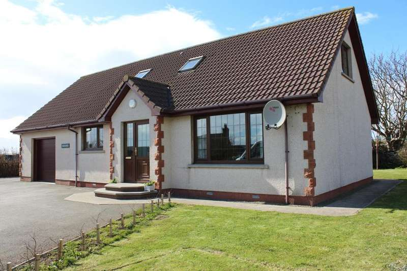 3 Bedrooms Detached House for sale in Varadero, St Marys, Holm, Orkney KW17