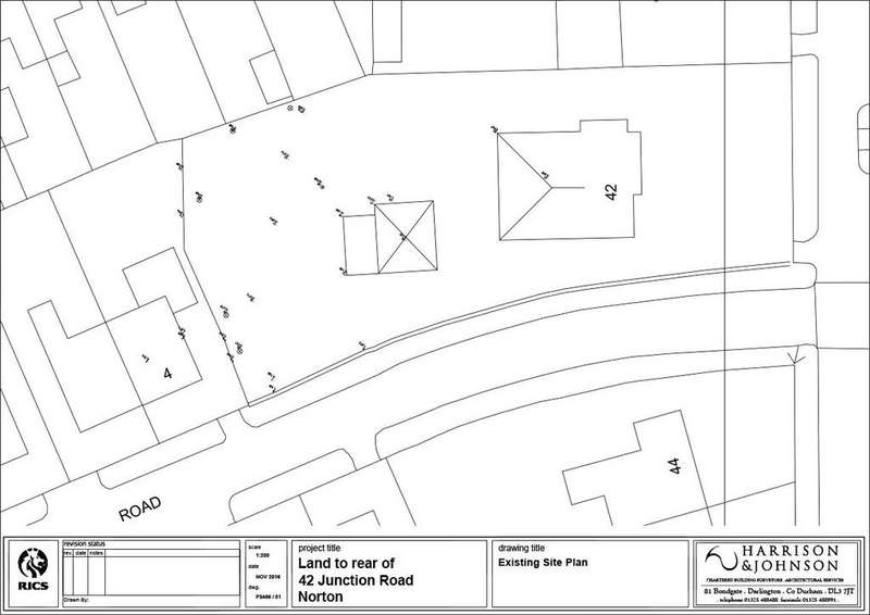 Land Commercial for sale in Junction Road, Norton