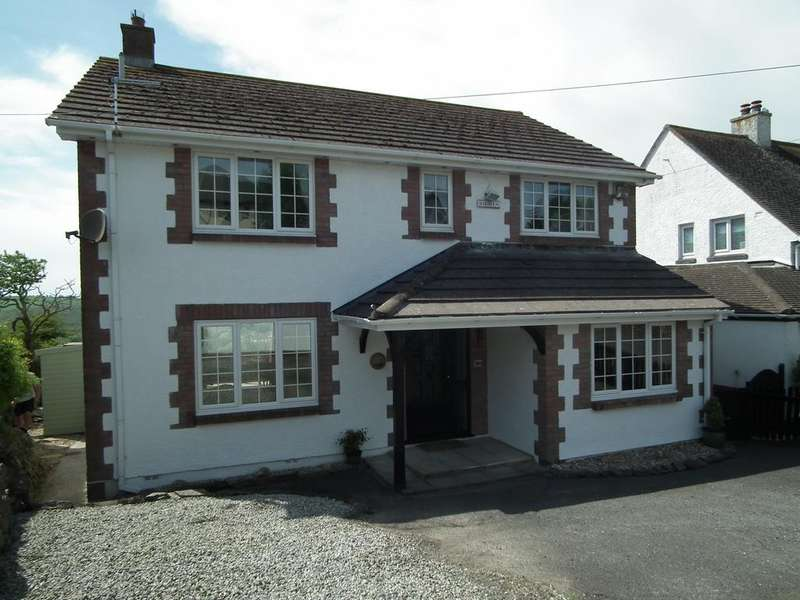 4 Bedrooms Detached House for sale in Barbican Road, East Looe PL13