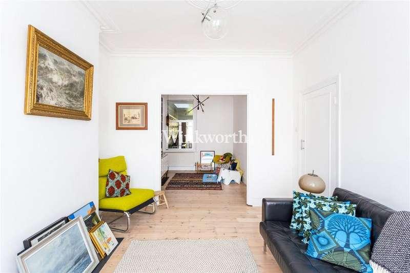 4 Bedrooms Terraced House for sale in Beresford Road, Harringay Ladder, N8