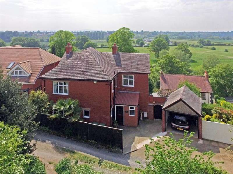 4 Bedrooms Detached House for sale in 58 Berwick Road, Shrewsbury SY1 2ND