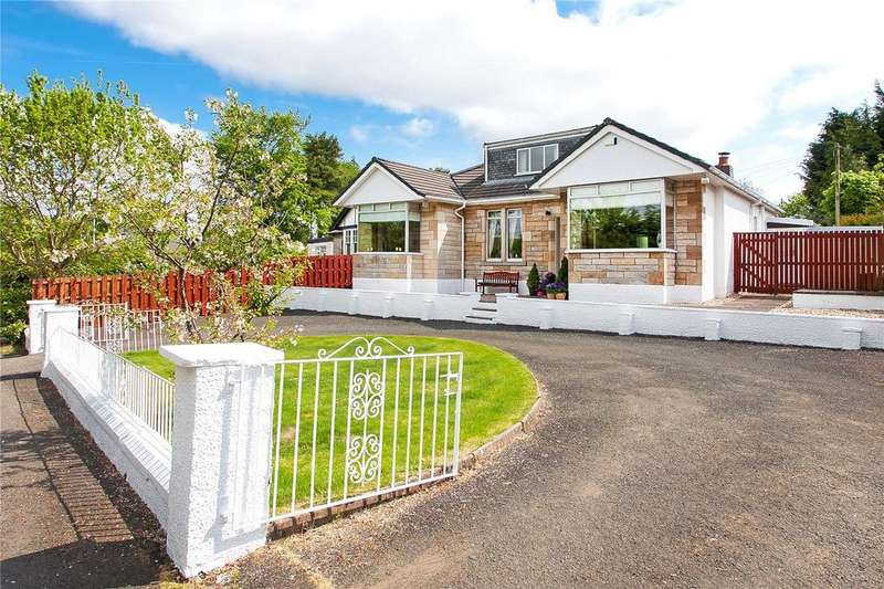 5 Bedrooms House for sale in Rysland Avenue, Newton Mearns, Glasgow