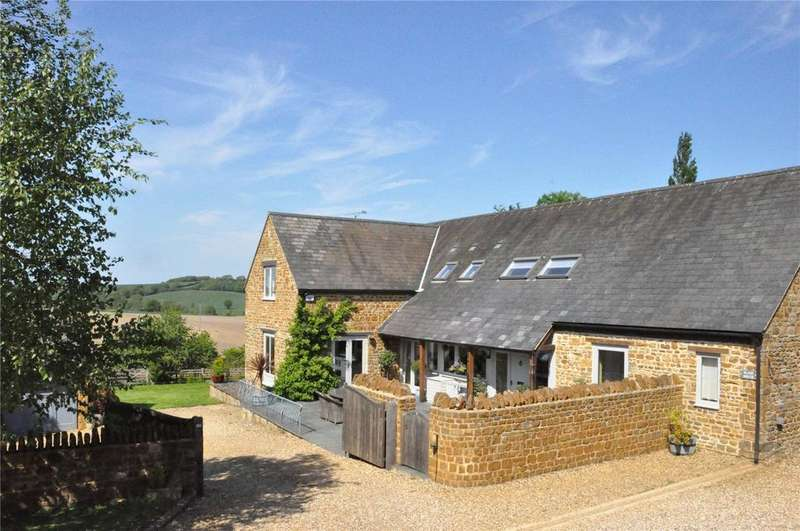 4 Bedrooms Detached House for sale in The Tithings, Swalcliffe, Banbury, Oxfordshire, OX15