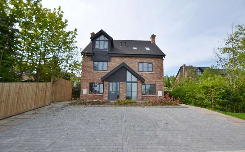 4 Bedrooms Semi Detached House for sale in Park Pavilion, Windsor Place, Congleton