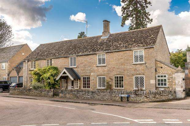 4 Bedrooms Village House for sale in Cotterstock, Nr Oundle, PE8