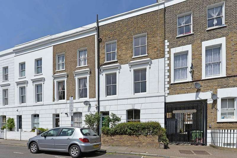 4 Bedrooms House for sale in Mildmay Grove North, Islington, London