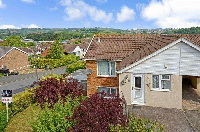 5 Bedrooms Semi Detached House for sale in Sturcombe Avenue, Paignton