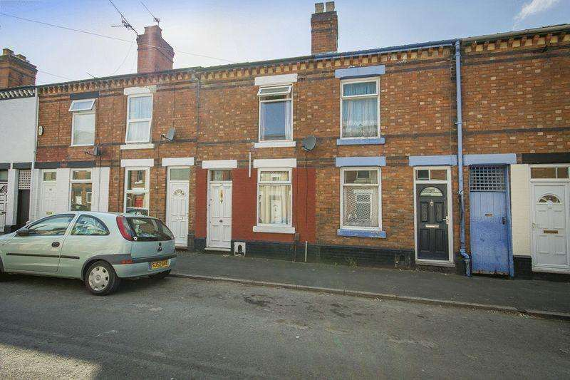 3 Bedrooms Terraced House for sale in HALL STREET, ALVASTON