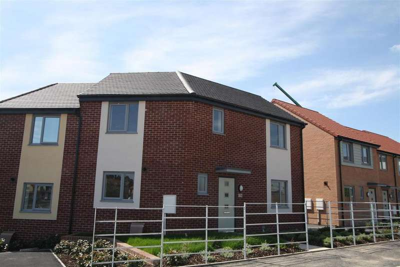 3 Bedrooms Semi Detached House for rent in Meadowsweet Lane, Darlington