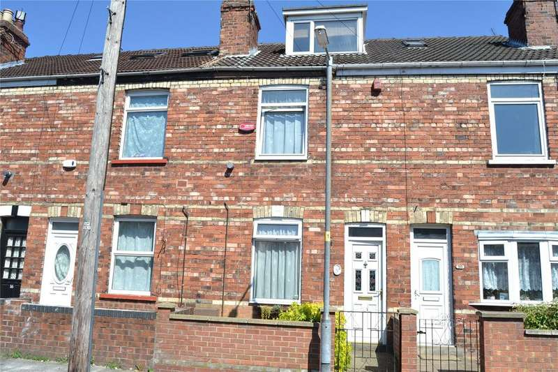 3 Bedrooms Terraced House for sale in Burton Street, Gainsborough, Lincolnshire, DN21