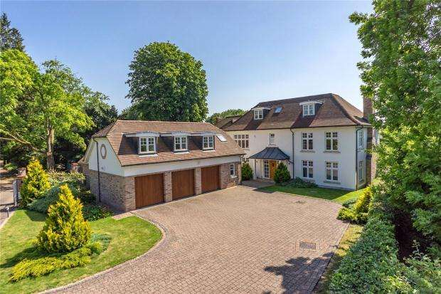 7 Bedrooms Detached House for sale in Coppice Avenue, Great Shelford, Cambridgeshire