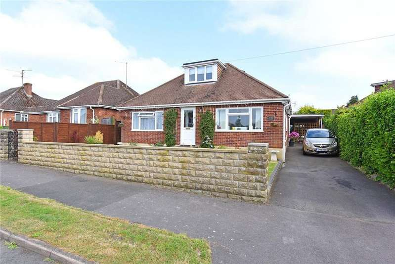 3 Bedrooms Detached Bungalow for sale in Orchard Close, Tilehurst, Reading, Berkshire, RG31