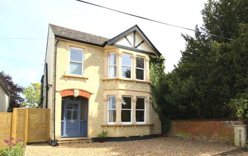3 Bedrooms Detached House for sale in Barton Road, Ely
