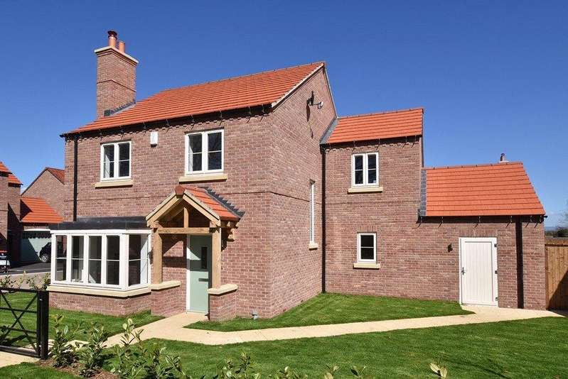4 Bedrooms Detached House for sale in 6 Moorfields, Little Crakehall, Bedale, DL8