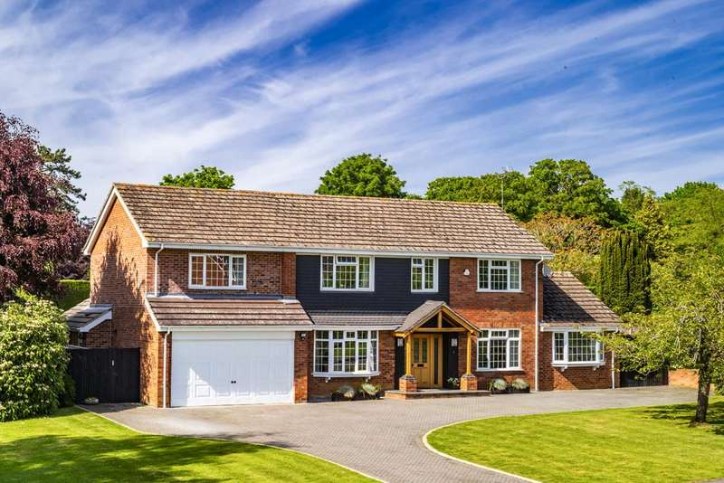 5 Bedrooms Detached House for sale in 3 Whitehills Green, Goring on Thames, RG8