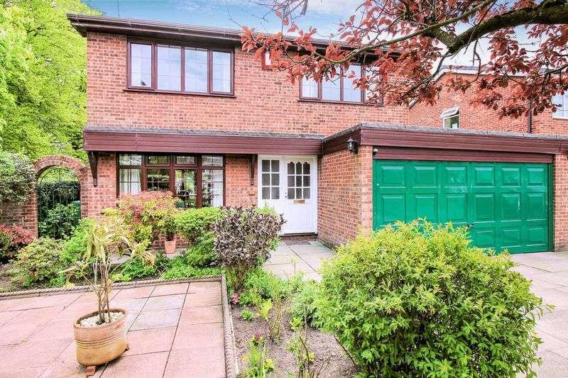 4 Bedrooms Property for sale in Hunstanton Drive, Brandlesholme, Bury
