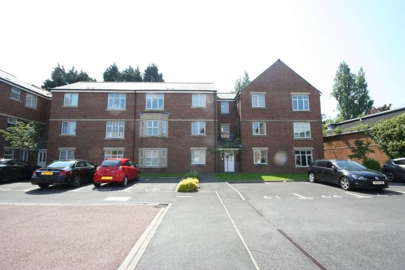 2 Bedrooms Flat for sale in Dorman Gardens, Linthorpe, Middlesbrough, TS5