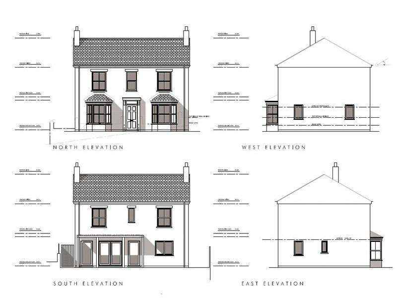 Property for sale in Trehaverne Terrace (Building Plot), Truro