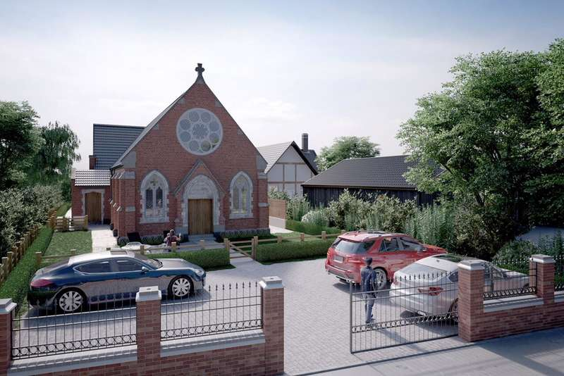 5 Bedrooms Property for sale in Chapel Lane, Rolleston-On-Dove, Staffordshire