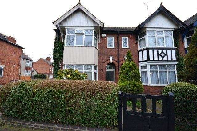 3 Bedrooms Property for sale in Victoria Park Road, Clarendon Park, Leicester, Leicestershire